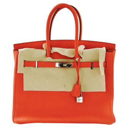 "Hermès ""Birkin Bag 35 Togo Capucine"""