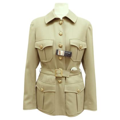 Chanel Jacke im Safari-Stil