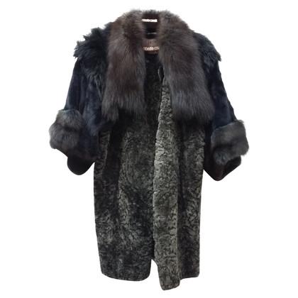 Roberto Cavalli Fur coat Roberto Cavalli