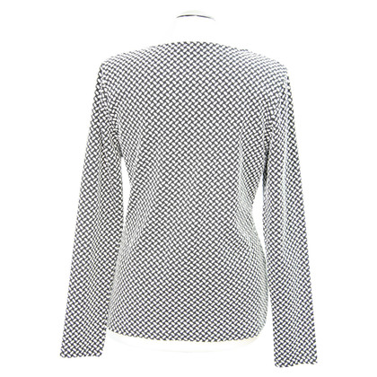 Reiss top with pattern