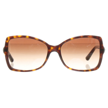 Bulgari Sonnenbrille in Horn-Optik