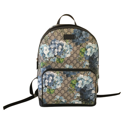 Gucci Backpack with logo pattern