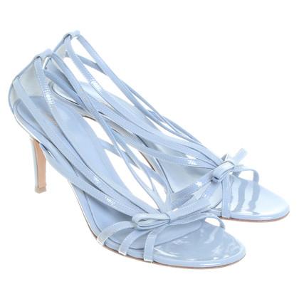 Gianvito Rossi Sandals in light blue