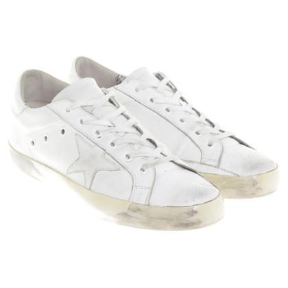 Golden Goose Sneakers in used look