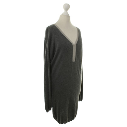 Barbara Bui Cashmere dress in grey