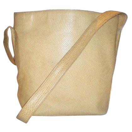 Prada Tasche aus Eidechsenleder