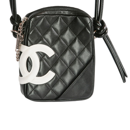"Chanel ""Ligne Cambon Crossbody Bag"""
