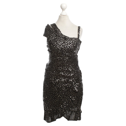 Isabel Marant Sequin dress in black