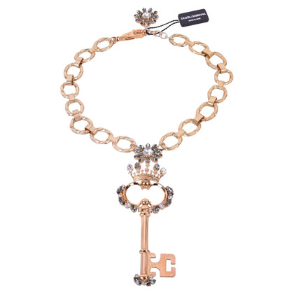 Dolce & Gabbana Collier with key pendant