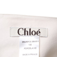 Chloé Gonna con ricamo