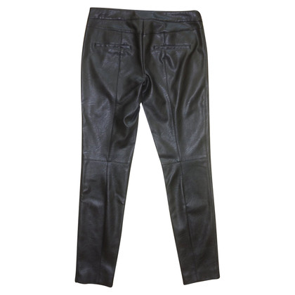 Strenesse trousers made of imitation leather