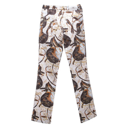 Escada trousers with pattern