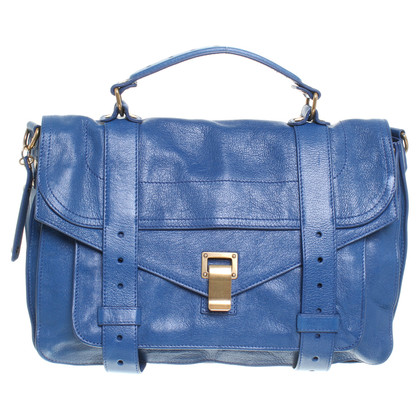 "Proenza Schouler ""PS1"" bag in blue"