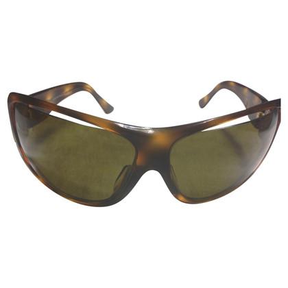 Chanel Sonnenbrille in Braun