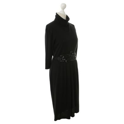Laurèl Fine blend Turtleneck dress