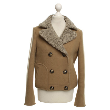 Paul & Joe Jacket in beige color