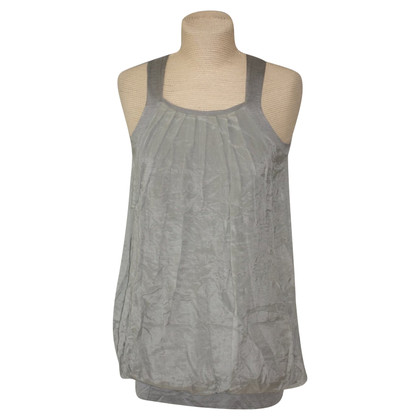 Neil Barrett Top en gris