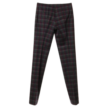 Jil Sander Pants with Plaid