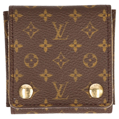 Louis Vuitton Jewelry case from Monogram Canvas