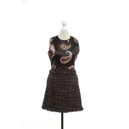 MSGM Dress in multicolor