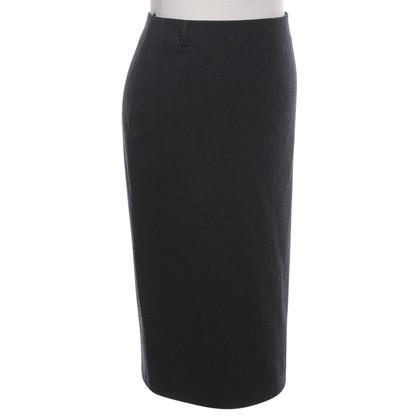 Max Mara skirt in dark gray