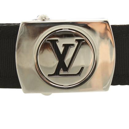 Louis Vuitton Gürtel in Schwarz