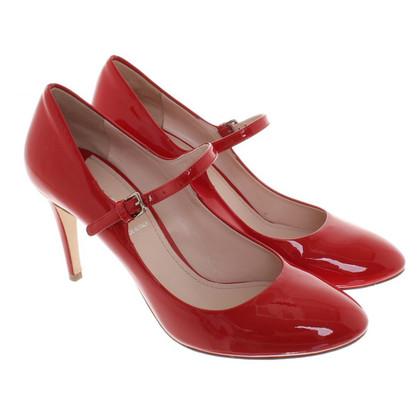 Miu Miu pumps in rosso