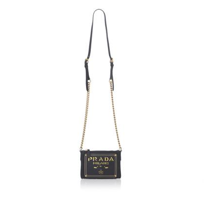 Prada Shoulder bag with logo lettering