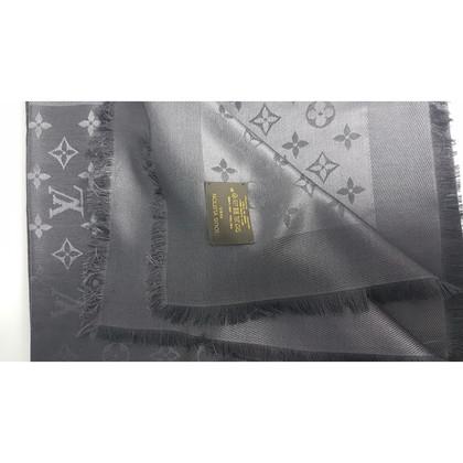 Louis Vuitton Monogram-Tuch in Anthrazit