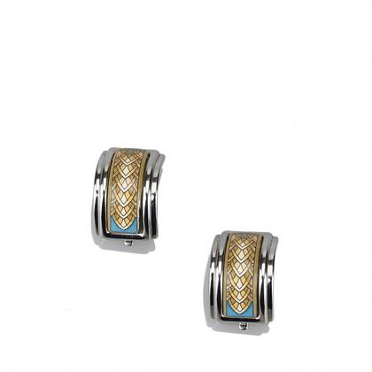 Hermès oor clips
