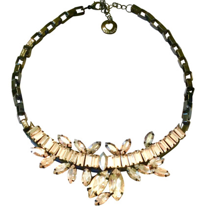 Twin-Set Simona Barbieri Chain with gemstones
