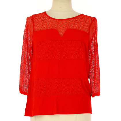 Comptoir des Cotonniers Blouse shirt in red