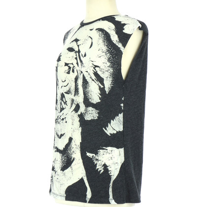 Maje Shirt mit Print