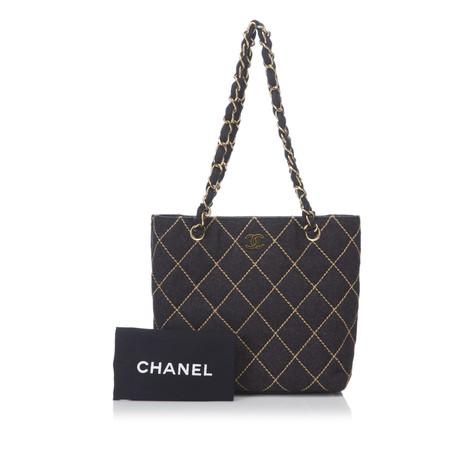 Chanel Schultertasche Grau Spielraum Offizielle Seite Beste Authentisch Auslass 2018 Neu uv1ZBDXW