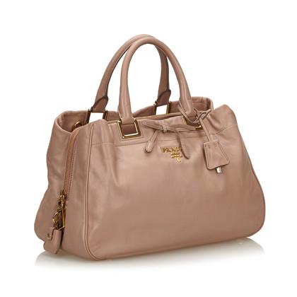 Prada Lederhandtasche