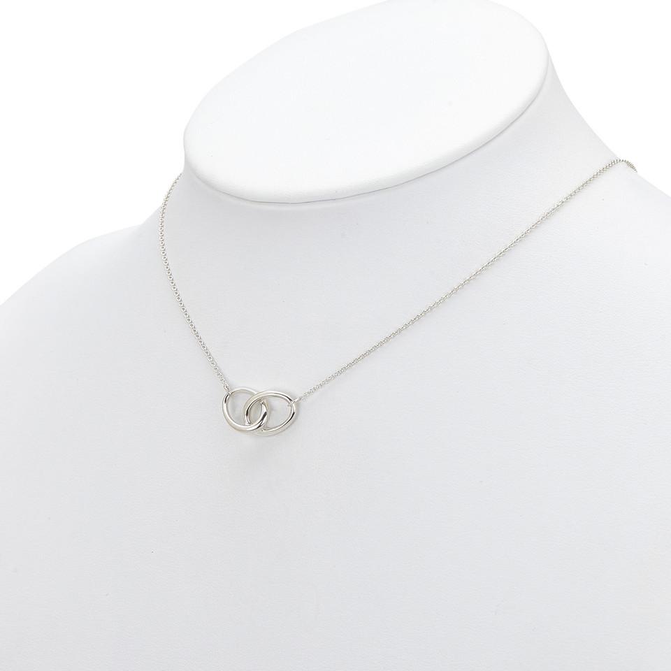 Tiffany co interlocking circles necklace buy second hand tiffany co interlocking circles necklace aloadofball Gallery