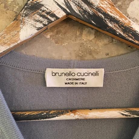 Spielraum Vorbestellung Brunello Cucinelli Kaschmir-Weste Blau Auslass Günstigsten Preis Freies Verschiffen Hohe Qualität Verkaufsangebote dCqbO
