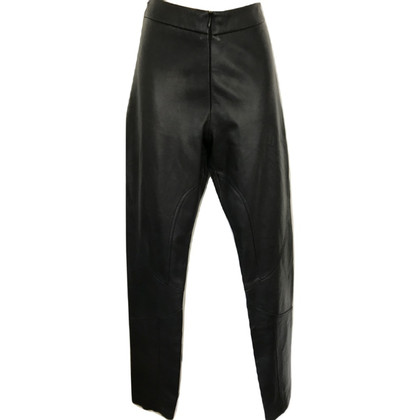 By Malene Birger Leggings neri