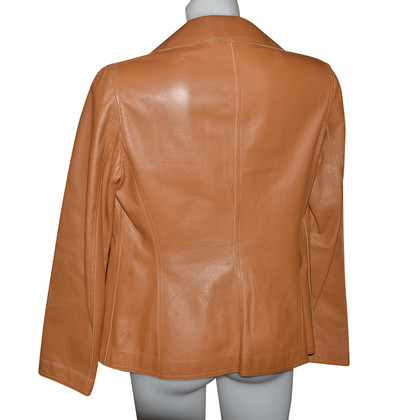 Loro Piana leather jacket