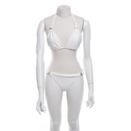 ViX Paula Hermanny Cream colored bikini