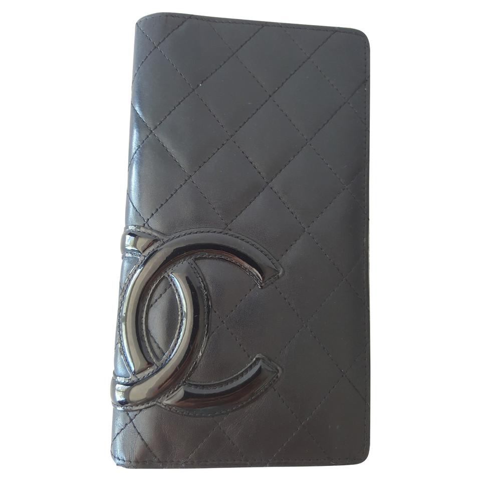 chanel porte monnaie ligne cambon acheter chanel porte monnaie ligne cambon second hand d. Black Bedroom Furniture Sets. Home Design Ideas
