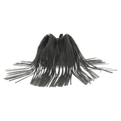 Bally Shoulder bag with fringes