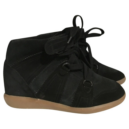 Isabel Marant Wedges in schwarz