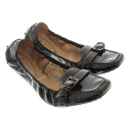 Tod's Ballerinas made of patent leather
