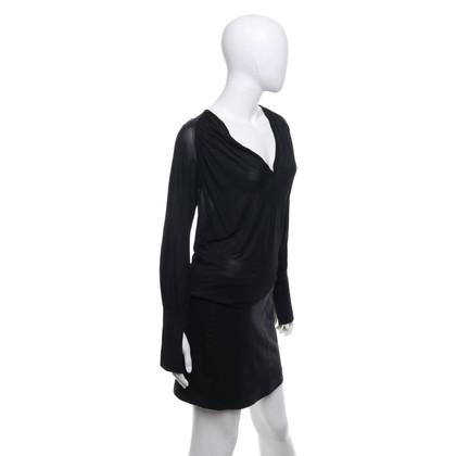 Gucci Kleid mit breiten Manschetten