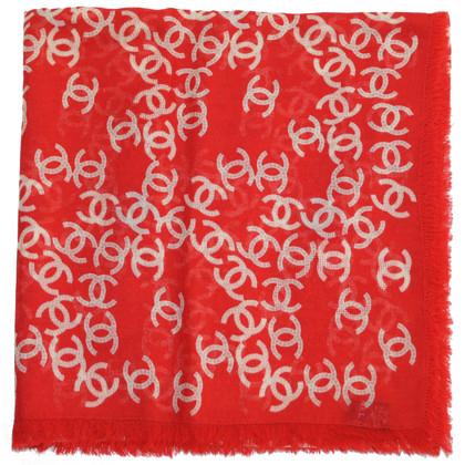 Chanel Silk/cashmere cloth