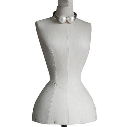 Chanel Choker ketting van 2014 met XL kralen