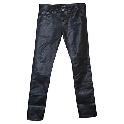 Armani Jeans Schwarze Jeans