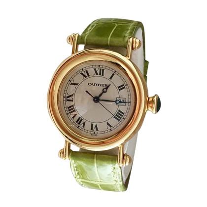 """Cartier Clock """"Diabolo"""""""