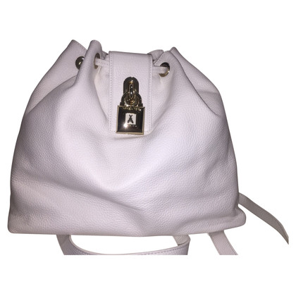 Patrizia Pepe White backpack